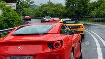Pembatasan Impor Mobil Mewah di Mata Pengguna Ferrari