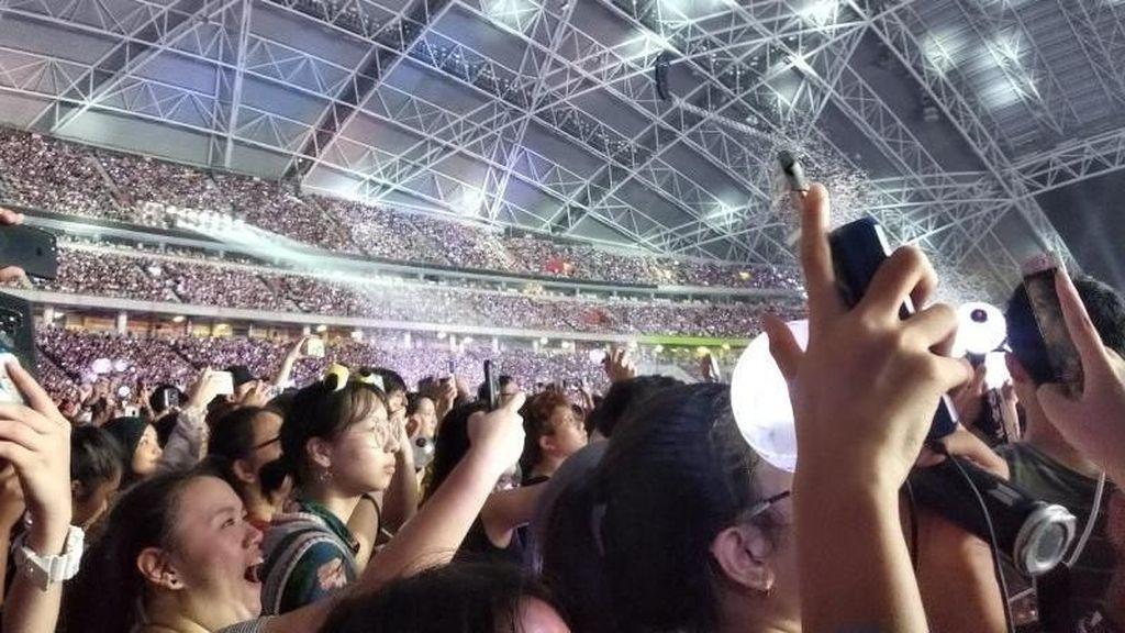 Nonton Konser BTS Sekaligus Jalan-jalan di Singapura
