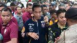 Plester di Tangan Jokowi