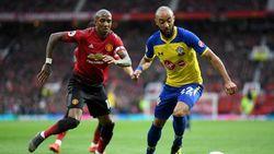Babak I: MU Tertinggal 0-1 dari Southampton