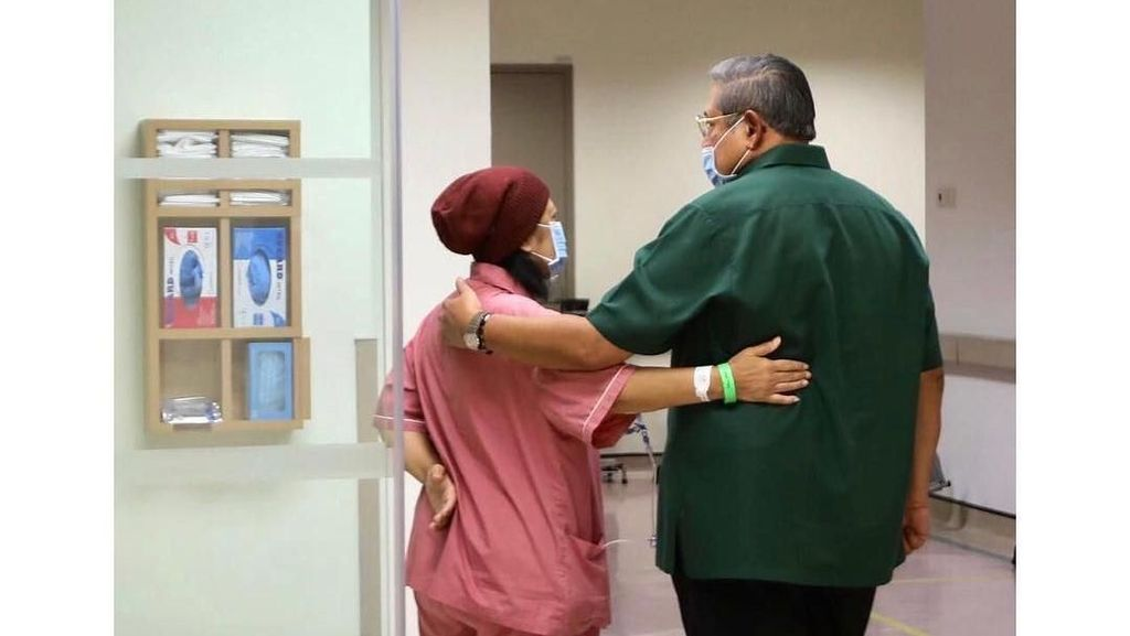 Kenapa Donor Sumsum Tulang Penting untuk Kanker Darah Ani Yudhoyono?