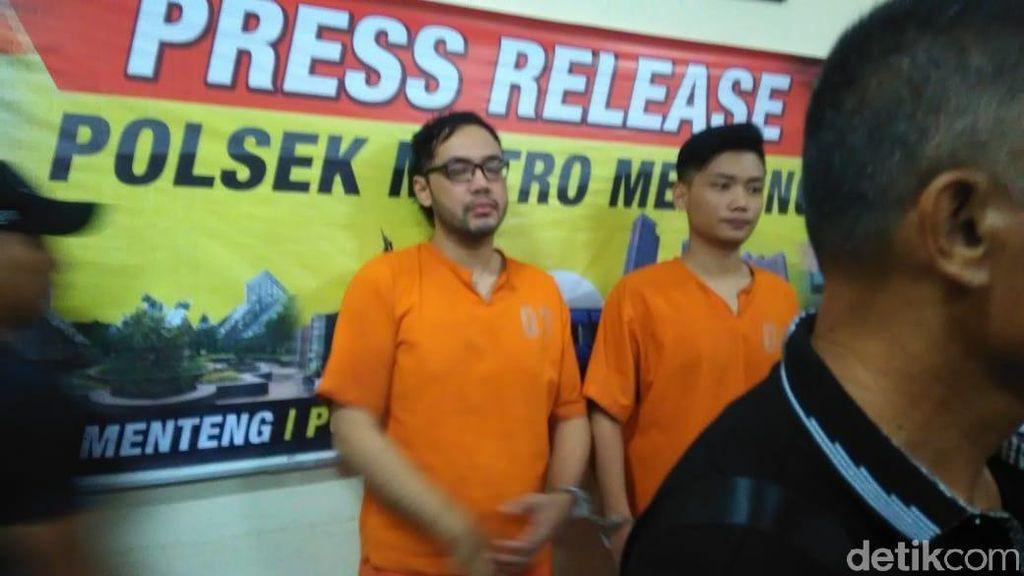 Sandy Tumiwa Resmi Jadi Tahanan Polsek Menteng, Ibunya Minta Rehabilitasi