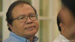 Rizal Ramli Terkesan Massa dari Jatim-Padang Hadiri Kampanye Prabowo di GBK