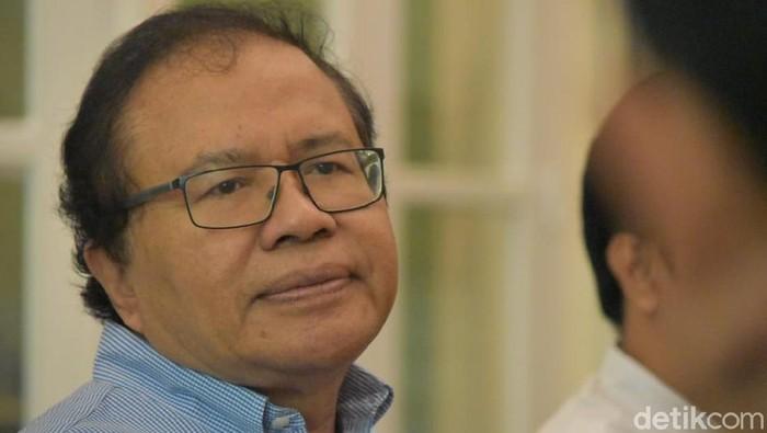 Rizal Ramli di semarang, 2/3/2019