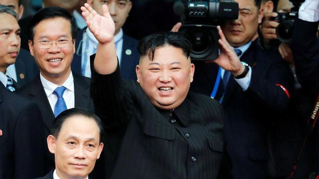 Kim Jong Un dan Putin akan Bertemu April Ini