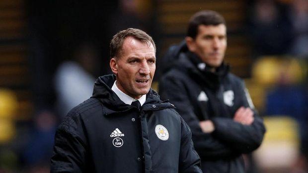 Leicester Tak Biarkan Man United dan Man City Rekrut Pemain