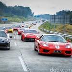 Komunitas Ferrari Tolak Mobil Selundupan