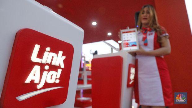 LinkAja Siap Rebut Pasar Pembayaran Digital, Apa Kata GoPay?