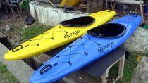 Kayak Made in Pangandaran yang Mendunia