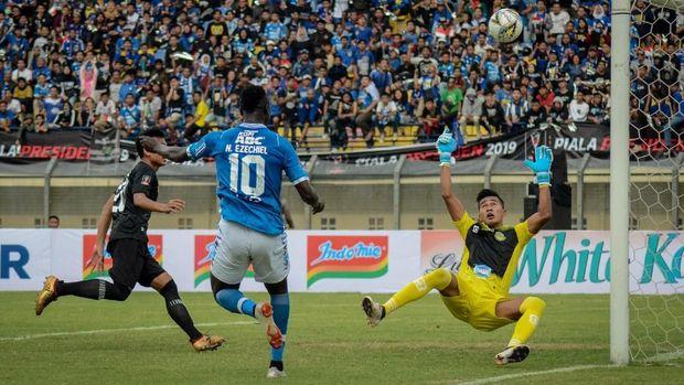 Live Streaming Borneo FC vs Persib di Piala Indonesia