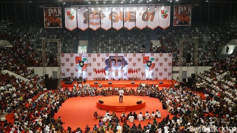 Japto Minta Pemuda Pancasila Kampanyekan Jokowi dengan Santun