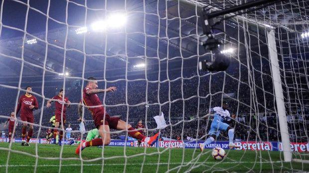 Lazio Menang Telak atas AS Roma di Liga Italia