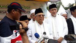 Maruf Amin soal Pidato AHY: Kita Anggap PD Netral