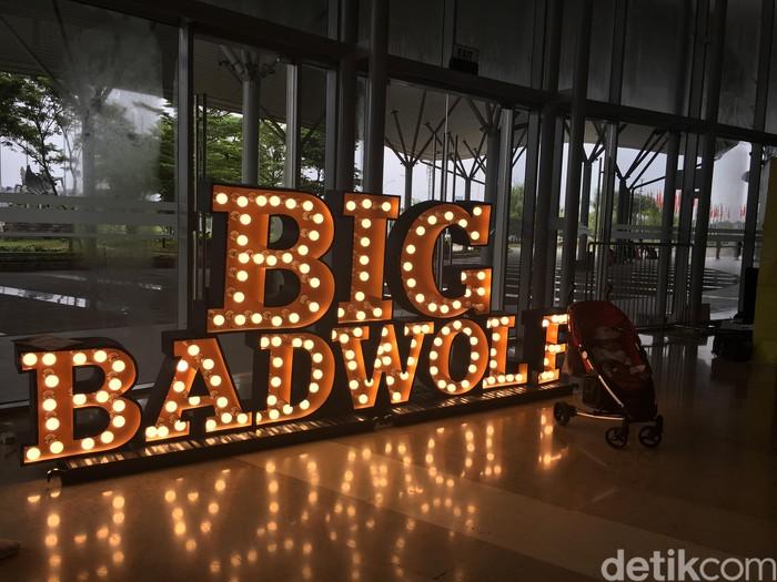 Big Bad Wolf 2019 digelar di ICE, BSD, Tangerang. Foto: Eny Kartikawati/Wolipop