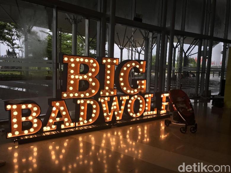 Hore! Big Bad Wolf 2019 Merambah ke Kota Bandung Foto: Eny Kartikawati/Wolipop