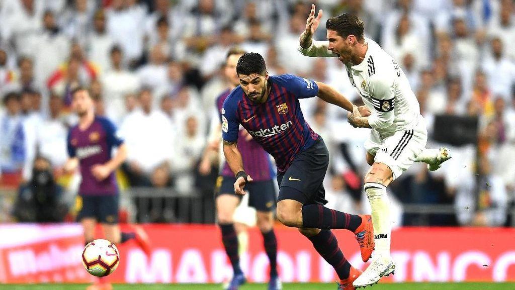 Madrid Keluhkan Waktu Istirahat yang Lebih Pendek Sebelum El Clasico