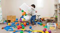 Ajari Anak Berbisnis Online Lewat Mainan Bekasnya