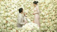 Ustaz Felix Siauw Ucapkan Doa Pernikahan Buat Syahrini-Reino Barack