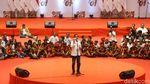 Potret Dukungan Pemuda Pancasila untuk Jokowi