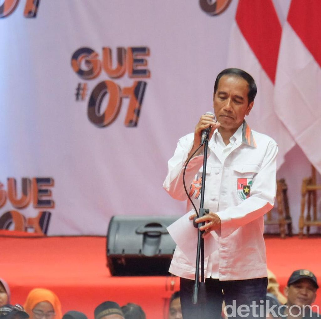 Ketua Kadin Pimpin Deklarasi 10 Ribu Pengusaha untuk Jokowi-Maruf