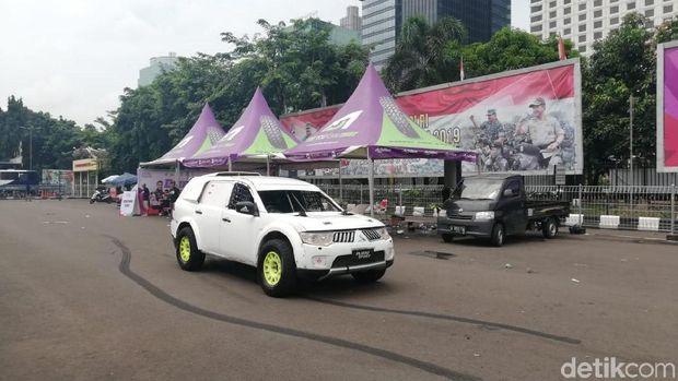 SUV dan MPV Tidak Untuk Drifting!
