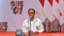 Jarak 11,8 Persen di Survei Jadi Cambuk Jokowi