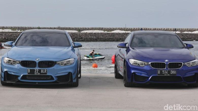 Ilustrasi BMW Foto: Grandyos Zafna
