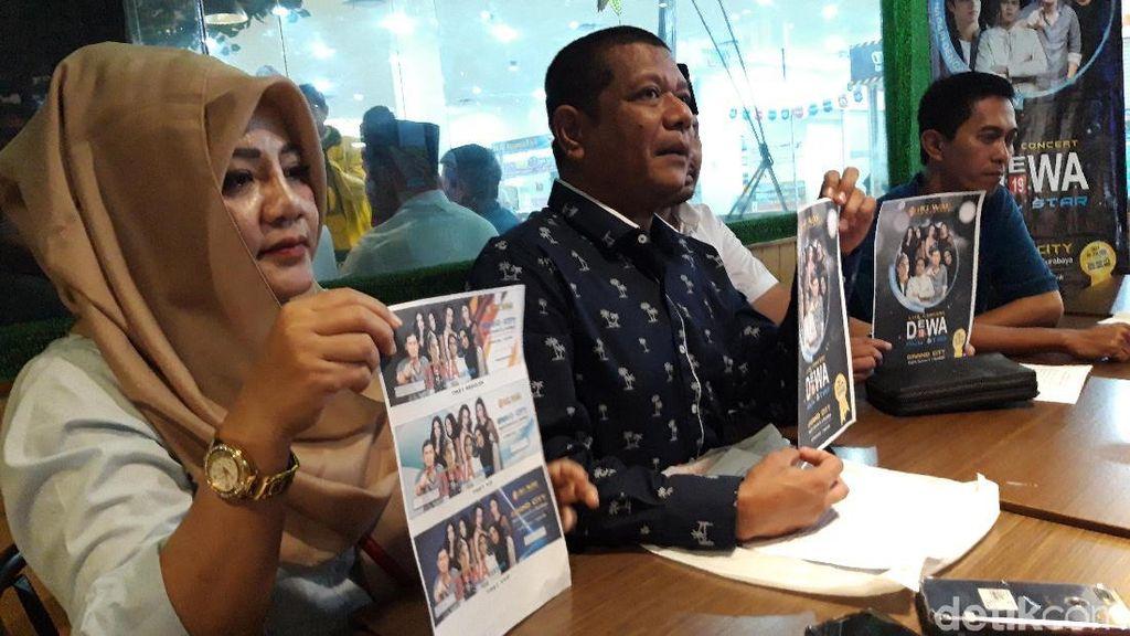 Sahabat Ahmad Dhani akan Gelar Konser Solidaritas, Kapan?