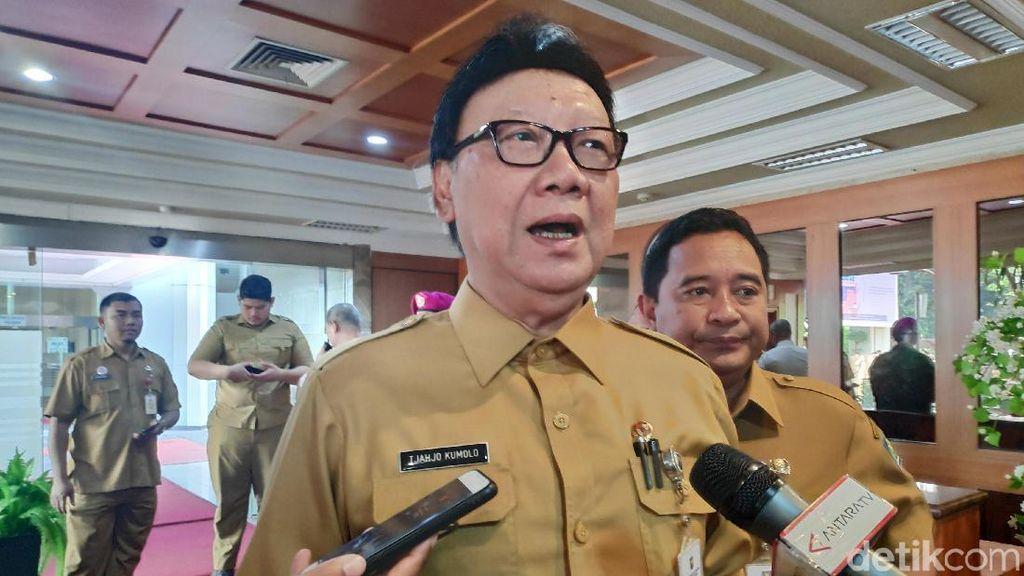 Mendagri akan Pertimbangkan Petisi Tolak Perpanjangan Izin FPI