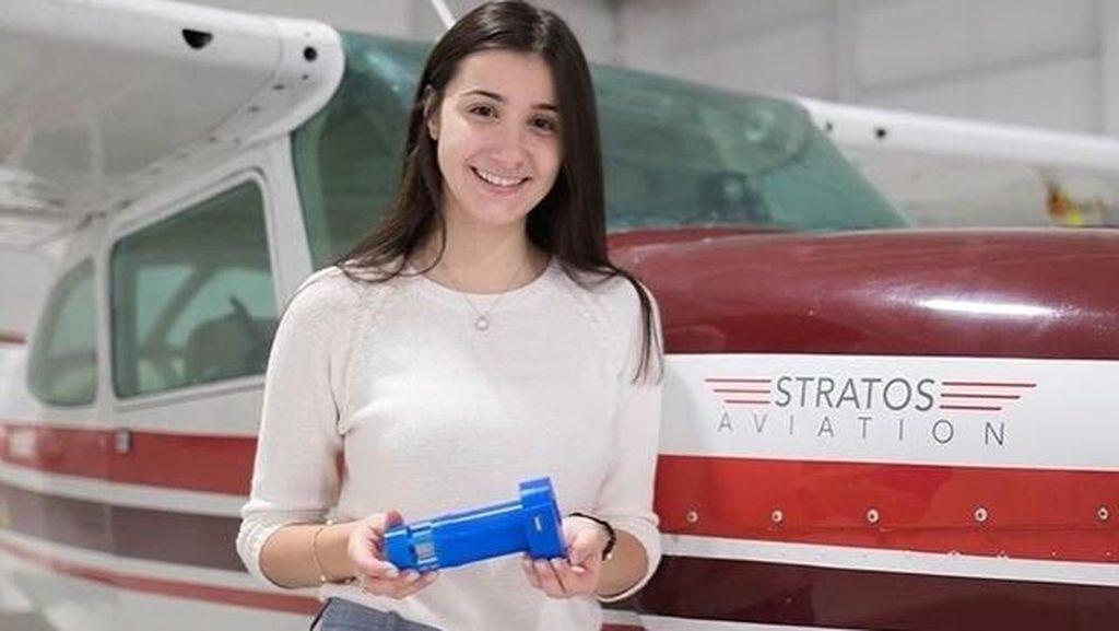Kisah Inspiratif Mahasiswi Cantik, Dulu Pengungsi Suriah Kini Jadi Ilmuwan
