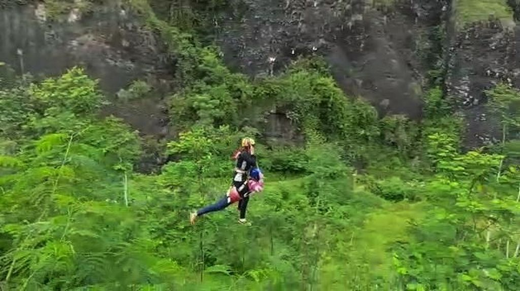 Foto: Tebing Lingga, Wisata Alam Menantang di Trenggalek