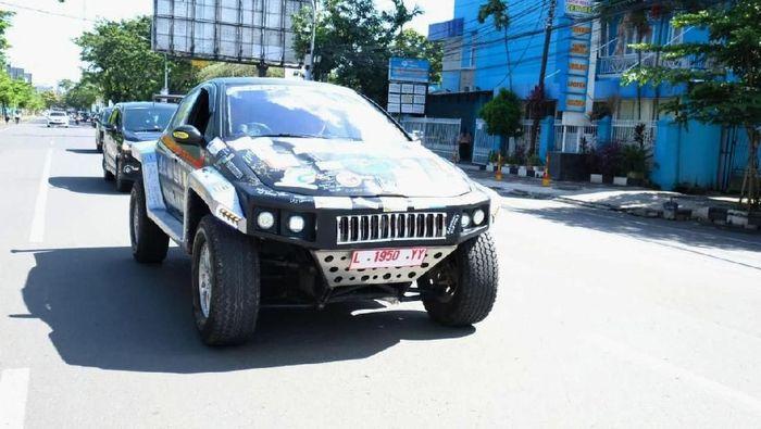 Mobil listrik KasuariFoto: Istimewa/PT PLN