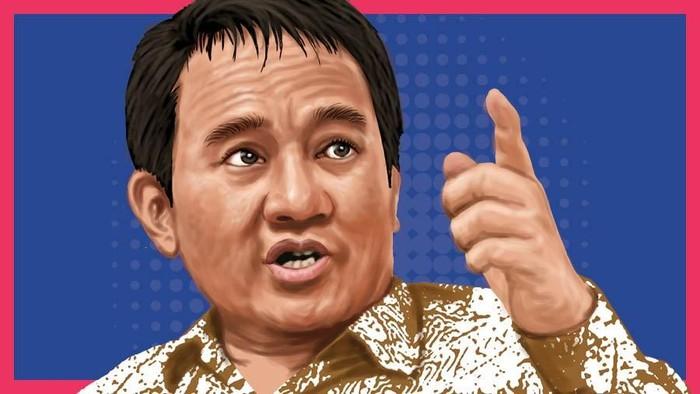 Andi Arief tersandung narkoba