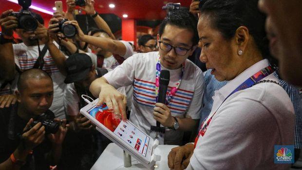 Pertama di Indonesia, LinkAja Siapkan Fitur Tarik Tunai