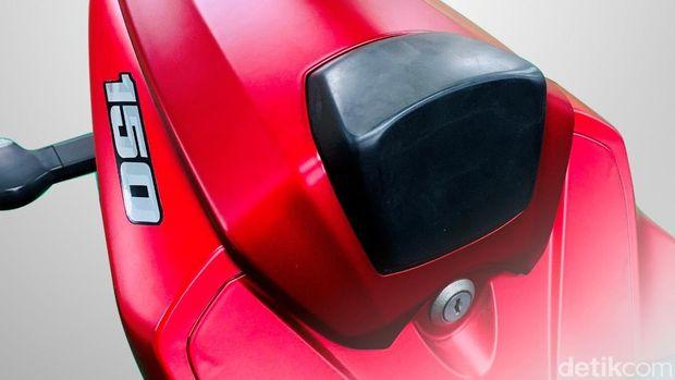 Single seat Suzuki GSX-R150