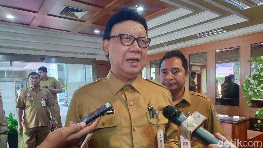 Mendagri Tetap Panggil Bupati Madina yang Undur Dirinya Ditolak Jokowi