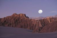 Disebut sebagai Mars di Bumi (Alto Atacama Desert Lodge & Spa)