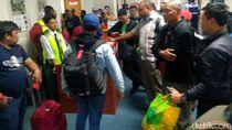 Puluhan Penumpang Sriwijaya Ngamuk di Bandara Mozes Kilangin Timika