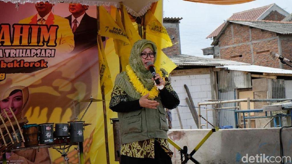 Bawaslu Dalami Dugaan Pelanggaran Kampanye Mbak Tutut di Tambak Lorok