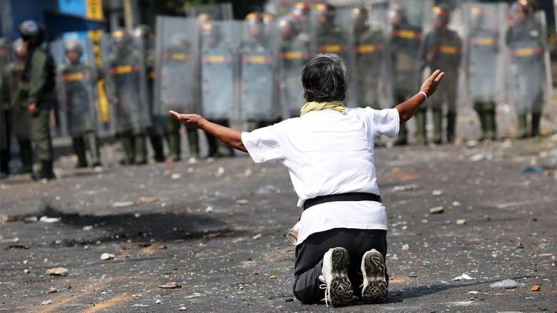 Berapa Banyak Bantuan Internasional yang Berhasil Masuk ke Venezuela?
