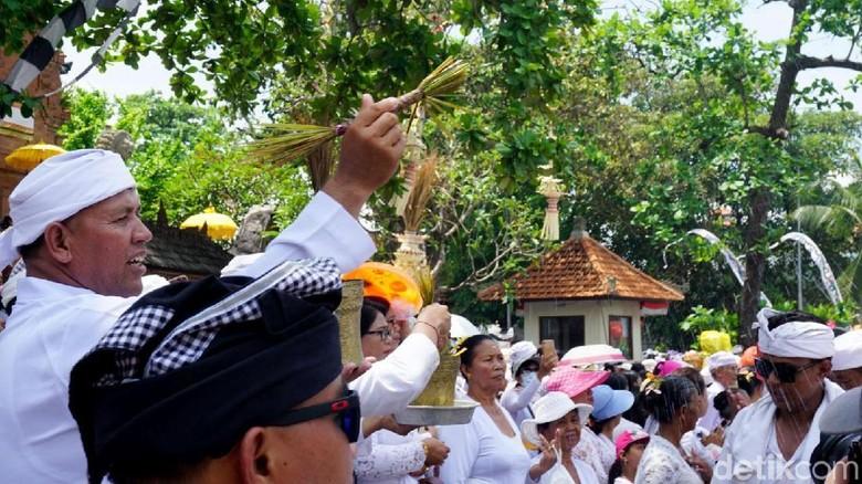 Foto: Ilustrasi upacara di Bali (Aditya Mardiastuti/detikTravel)