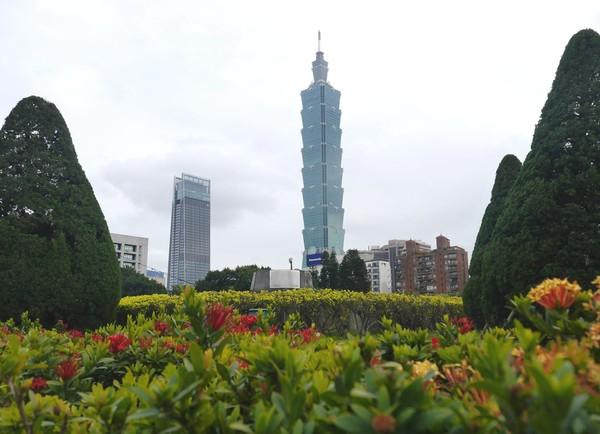 ini Kota Taipei. Taiwan belum menyambut turis meski sudah bisa mengatasi pandemi COVID-19 (Foto: Kurnia/detikTravel)