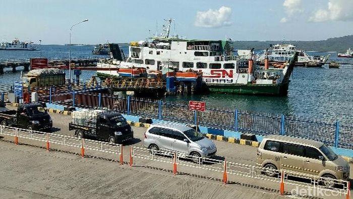 Foto: Ilustrasi pelabuhan