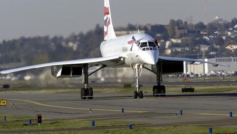 Concorde pesawat