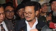 Mantan Gubernur Sulsel Syahrul Yasin Limpo Gagal Lolos ke Senayan