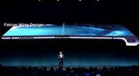 Huawei Mate X Sabet Penghargaan Berkat 5G dan Falcon Wing