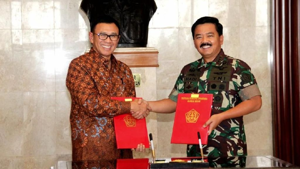 TNI Gandeng BNI Salurkan Gaji Prajurit Secara Non Tunai