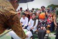 Jokowi dan Iriana Sengaja Tak Sarapan Demi Makan Bakso di Bekasi