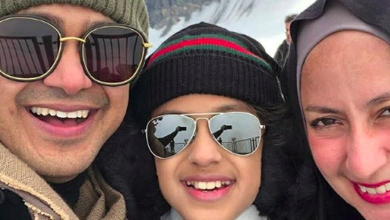 Cerita Ramzi, Tak Paksakan Anak Berkarier di Dunia Hiburan/ Foto: Instagram