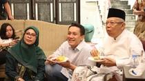 Politisi Diaz Hendropriyono Punya Banyak Momen Makan Bareng Jokowi dan Maruf Amin